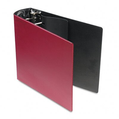 "Samsill Corporation Top Performance Dxl Locking Binder with Label Holder, 3"" Capacity"