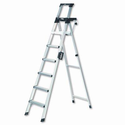 Cosco 8' Lightweight Folding Step Ladder