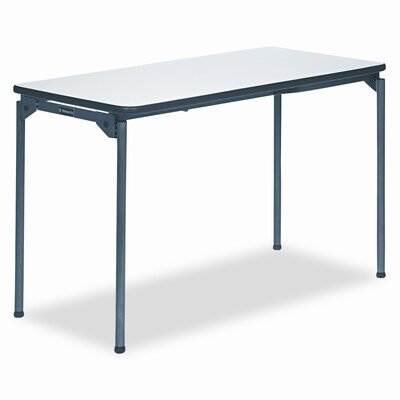 Cosco Samson Premium Commercial Table, Rectangular, 48w x 24d, Off-White