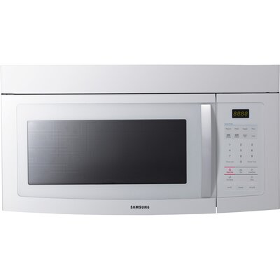 Samsung 1.8 Cu. Ft. 1100 Watt Over the Range Microwave