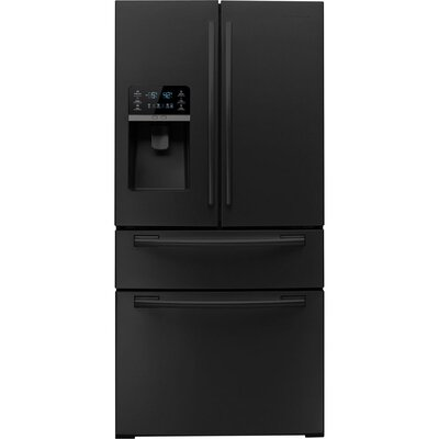 French Door Refrigerator Samsung Refrigerator 26 Cu Ft
