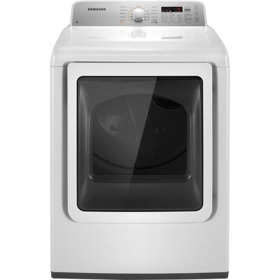 Samsung 7.3 Cu. Feet Front Loading Dryer