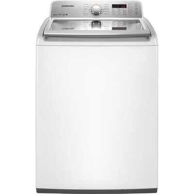 Samsung Energy Star Top Load Washer with Front Loading Dryer set