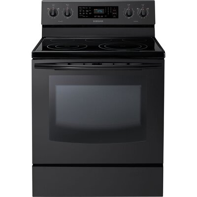Samsung 30-in. Smoothtop Range with 5.9 Cu. Ft. True Convection Oven