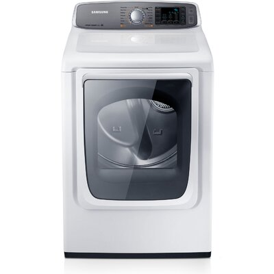 Samsung 7.4 Cu. Ft. Gas Dryer with Small Load Care