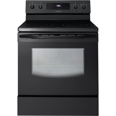 5.9 Cu. Ft. Freestanding Smoothtop Electric Range