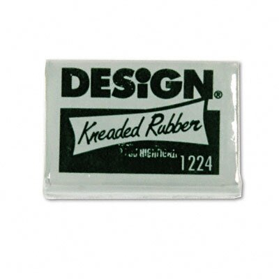 Sanford Ink Corporation Prismacolor Design Kneaded Rubber Art Eraser
