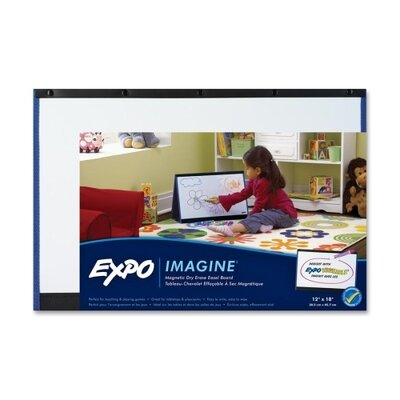 Sanford Ink Corporation Tabloid Dry Erase Easel Board