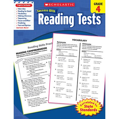 Scholastic Scholastic Success With Reading