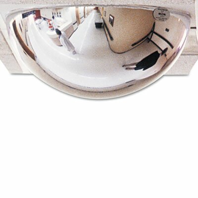 See-All Industries T-Bar Dome Security Mirror
