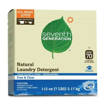 Shachihata Inc Natural Laundry Detergent