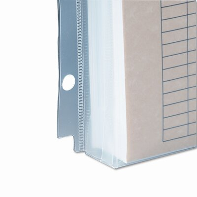 Smead Manufacturing Company Poly Ring Binder Pockets, 3/Pack