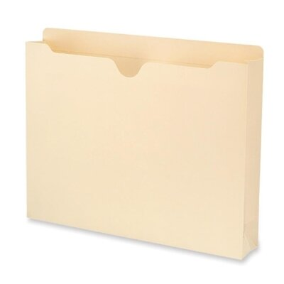 Smead Manufacturing Company Recycled Top Tab File Jacket, Letter, 50/Box