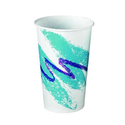 Solo Cup Company Jazz Waxed Paper Cold Cups