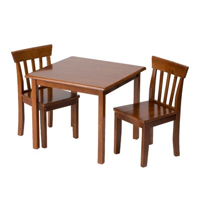 Gift Mark Children s 3 Piece Table and Chair Set & Reviews