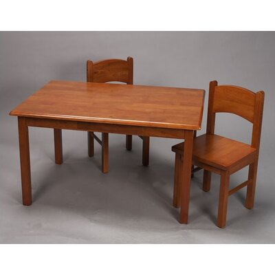 Gift Mark Children's 3 Piece Table Chair Set
