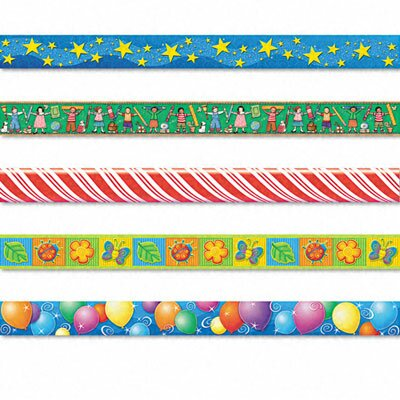 Teacher Created Resources Border Trim Variety Pack, 60/Set