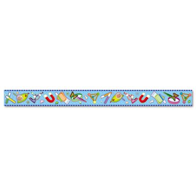 Teacher Created Resources Border Trim Variety Pack, 48/Set