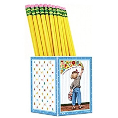 Teacher Created Resources Pencil Holder From Mary Engelbreit