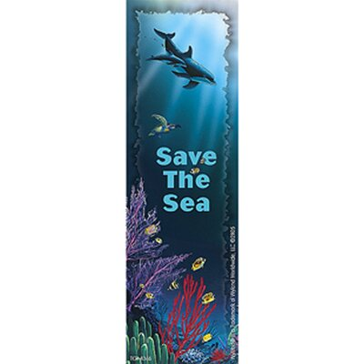 Teacher Created Resources Wy Save The Sea Bookmarks