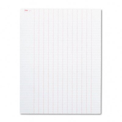 Tops Business Forms Data Pad W/Plain Column Headings, 50 Sheets/Pad