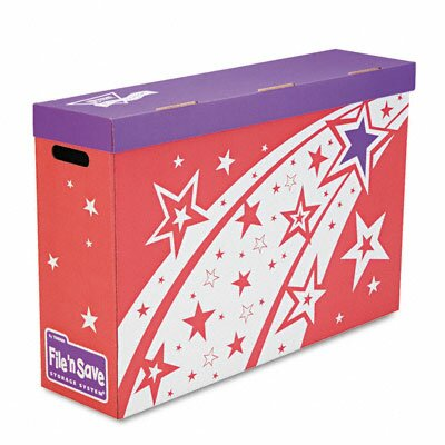 Trend Enterprises File 'N Save Bulletin Board Storage Box