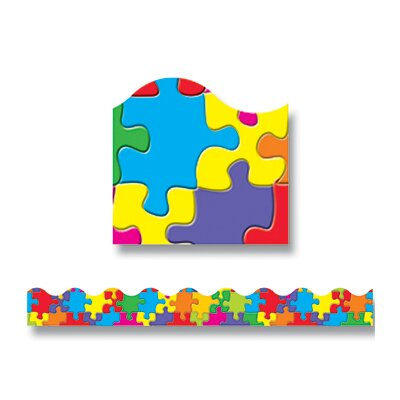 Trend Enterprises Jigsaw Terrific Trimmer