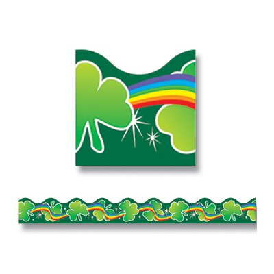 Trend Enterprises Trimmer Shamrocks