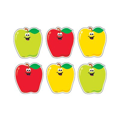 Trend Enterprises Apples/mini Variety Pk Mini Accents