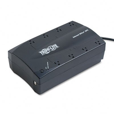 Tripp Lite Internet350U Internet Office 350Va Ups 120V with Usb, Rj11, 6 Outlet