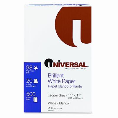Universal® Multipurpose Paper, 2500 Sheets/Carton