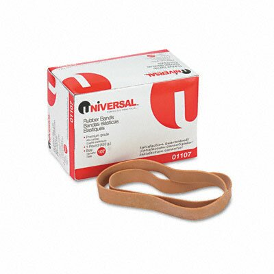 Universal® Rubber Bands, 40 Bands/1 lb Pack