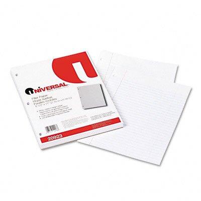 Universal® Mediumweight 16-Lb. Filler Paper, 200 Sheets/Pack