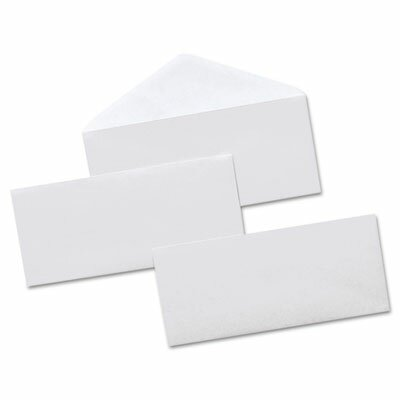 Universal® Security Tinted Business Envelope, 500/Box