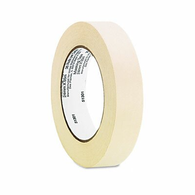Universal® General Purpose Masking Tape, 3/Pack