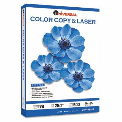 Universal® Color Copy/Laser Paper, 500 Sheets/Ream