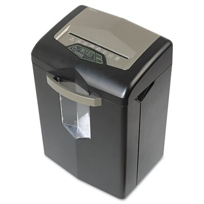 Universal® 48010 Medium-Duty Micro-Cut Shredder, 10 Sheet Capacity