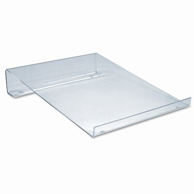 Victor Technology Large Angled Acrylic Calculator Stand