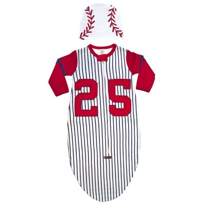 Sozo Baseball Bunting and Cap Set
