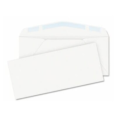 Westvaco Laser & Inkjet Envelope, Traditional, #10, White, 100/Box