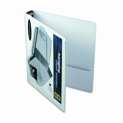 "Wilson Jones Hanging View Binder with Dubllock Round Rings, 1"" Capacity"