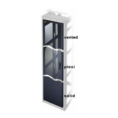 Middle Atlantic WRK-SA Series Plexiglass Front Door