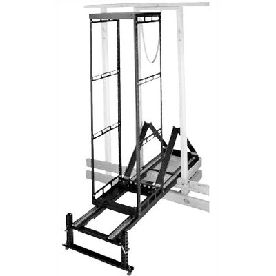 "Middle Atlantic SSAX In-wall System for Rackmount, 25"" Ext. Length"