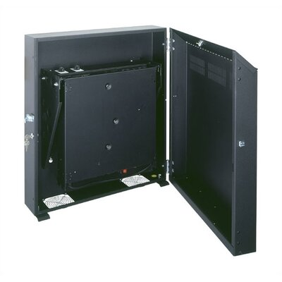 "Middle Atlantic Low-Profile Wall Mount Cabinet, 23"" D"