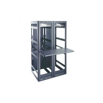 Middle Atlantic Multi-Bay Work Surface Shelf for WRK  Series Racks Mounts