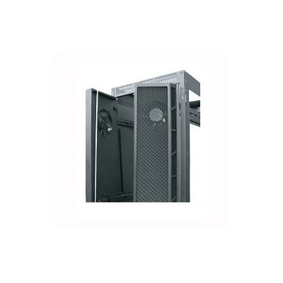 Middle Atlantic 44U Split Rear Door with Fan (1320 CFM)