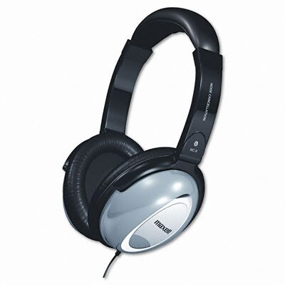 Maxell Corp. Of America HP/NC-II Noise Canceling Headphone