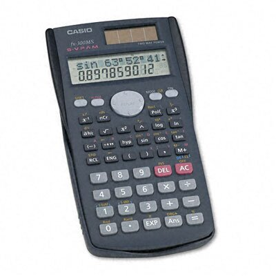 Casio® Fx-300Ms Scientific Calculator, 10-Digit Lcd