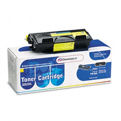 Dataproducts 59460 (TN460) Remanufactured Toner Cartridge, Black