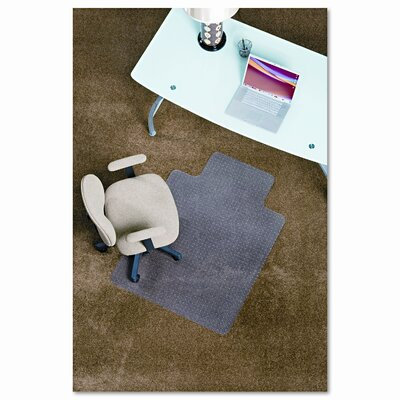 E.S. ROBBINS                                       45X53 Lip Chair Mat, Professional Series Anchorbar For Carpet Up To 3/4""